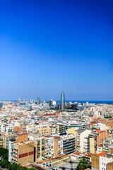 view barcelona agbar