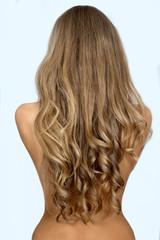Beautiful long hair /woman