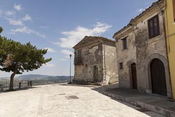 Civita di Bojano, Molise- antico borgo medievale