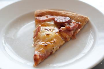 Pizza Aloha.