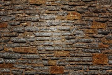 Convex Limestone Backdrop