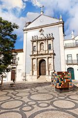 Kirche Igreja da Misericordia in Aveiro, Portugal
