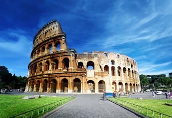 Foto op Plexiglas Rome Colosseum in Rome, Italy