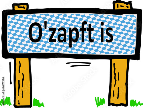 O Zapft Is 2020