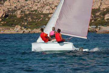 navigare a vela??che passione!!!