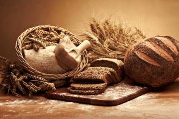 Obraz Traditional bread - fototapety do salonu