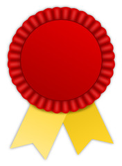 Plakette Auszeichnung