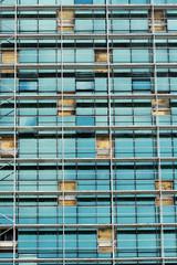 Restoration of  building facade
