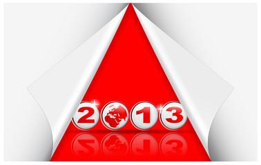new year, 2013