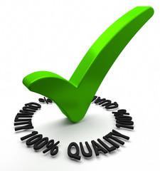 Hundred Percent Quality
