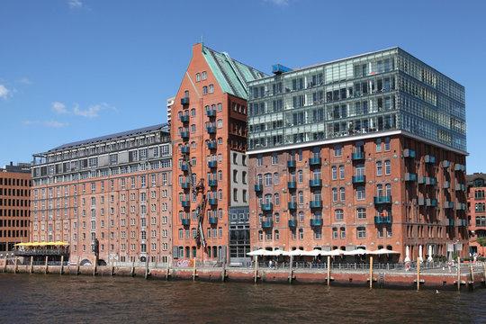 Büro- und Gewerbeimmobilie in Hamburg