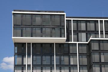 futuristisches Bürohaus