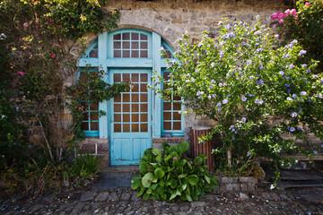 malerisches Cottage in der Bretagne