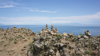 Cape Khoboy, Lake Baykal
