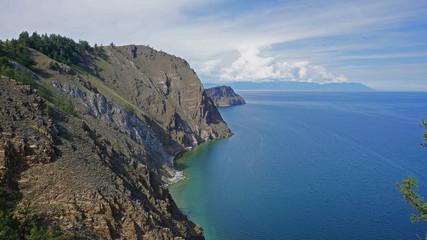 Calm Lake Baykal
