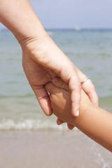 darsi la mano