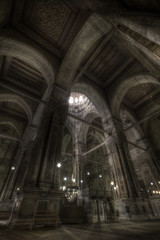 Refaie/Sultan Hassan Mosque in Cairo Egypt