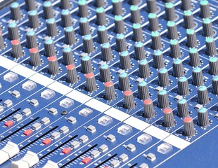 Soundboard.