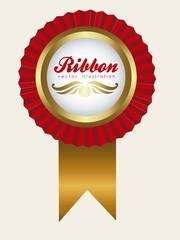illustration of ribbon