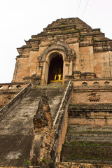 Budha Statue in Wat Chedi Lung