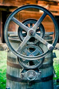 Iron gears
