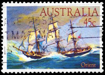 AUSTRALIA - CIRCA 1984 Orient
