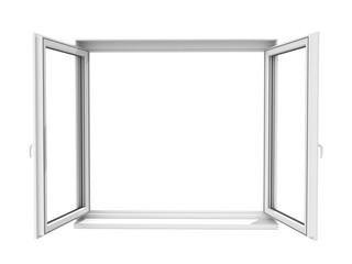 3d window opened