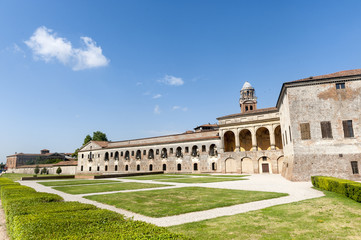 Mantua, Palazzo Ducale and castle