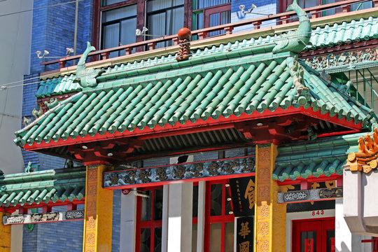 Chinatown, San francisco..