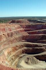Cobar gold mine Australia