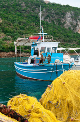 Mediterranean Fishing Nets