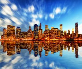 Fotomurales - New York Skyline.