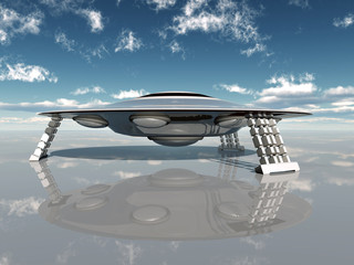 Alien Spacecraft