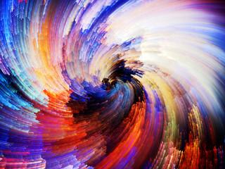 Digital Paint Texture