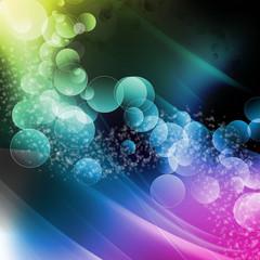 The flow of bubbles