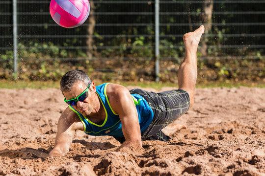Beachvolleyballer
