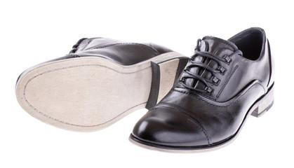 Pair of classic men's shoes