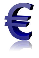 Eurozeichen Freigestellt