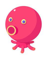 icon octopus
