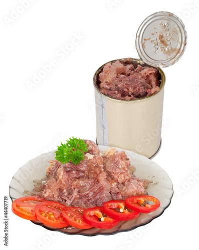 Консервы мясные домашних условиях