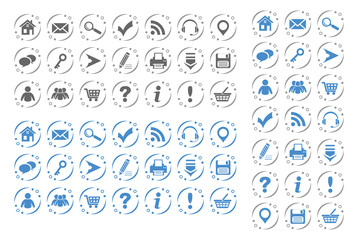 basic web icons set #9