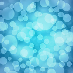 Abstract bokeh light background and texture