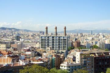 Barcelona ist eine aufregende moderne Stadt am Mittelmeer