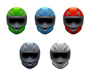 Fototapete - Helmet