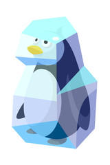 icon penguin