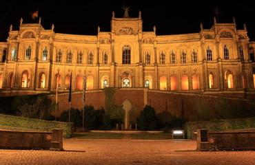 Maximilianeum - Bayerischer Landtag - HDR