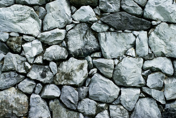 texture of rock wall