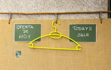 Todays sale