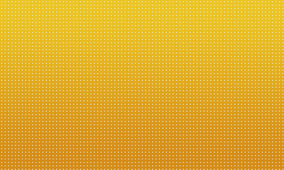 Yellow background with white dots