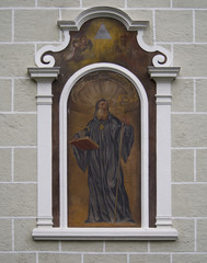 Gemälde mit religiösem Motiv